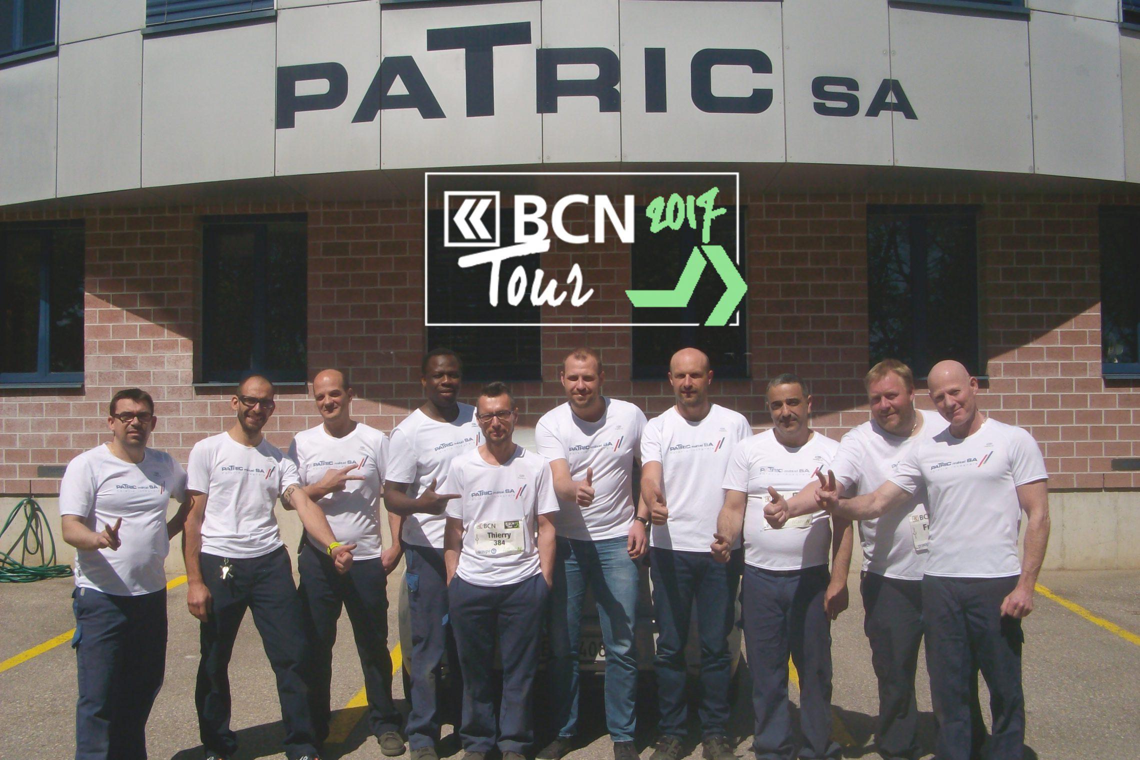 Equipe BCN Tour 2017